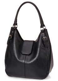 Handtasche, bpc bonprix collection, schwarz