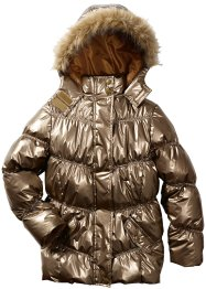 Wattierte Jacke, bpc bonprix collection, gold