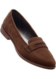 Loafer, bpc bonprix collection, muskatbraun