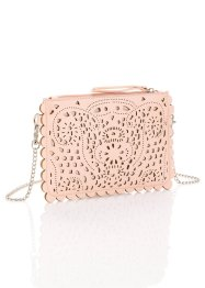 Kinder Clutch Cut-Out, bpc bonprix collection, pink