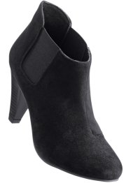 Ankle Boots, bpc bonprix collection, schwarz