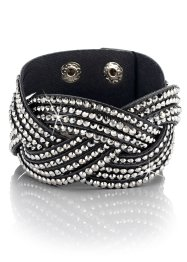 "Armband ""Merrit"", bpc bonprix collection, schwarz"