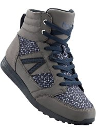 Scarpa da trekking, bpc bonprix collection, Antracite / blu