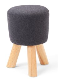 "Hocker ""Manhattan"", bpc living, anthrazit"