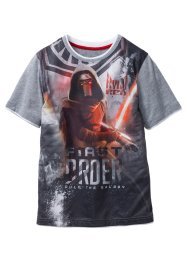 T-shirt STAR WARS, Star Wars, gris clair chiné/blanc