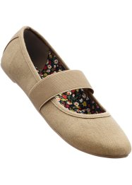 Ballerina, bpc bonprix collection, beige