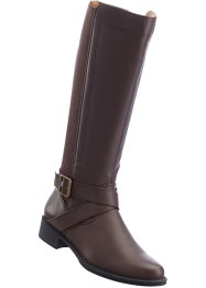 Stiefel, bpc bonprix collection, dunkelbraun