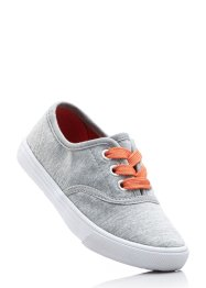 Tennis, bpc bonprix collection, gris clair/nectarine