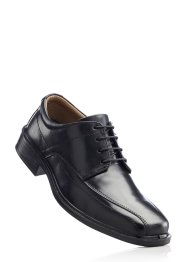 Scarpa in pelle, bpc bonprix collection, Nero