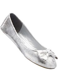 Ballerina, bpc bonprix collection, silber