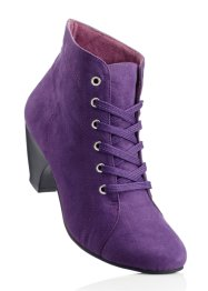 Stiefelette, bpc bonprix collection, lila