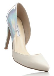 Pumps »Marcell von Berlin for bonprix«, Marcell von Berlin for bonprix, kieselbeige