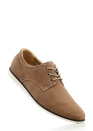 Chaussures à lacets, bpc bonprix collection, camel