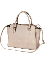 "Handtasche ""Smokey Pastels"", bpc bonprix collection, naturstein"