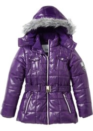 Winterjacke, bpc bonprix collection, dunkellila