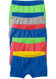 Boxershorts (5er-Pack), bpc bonprix collection, multicolor