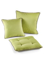 "Cuscino ""Betty"", bpc living, Verde"