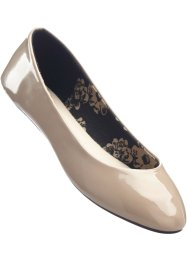 Ballerina, bpc bonprix collection, taupe