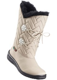 Allwetterstiefel, bpc bonprix collection, beige