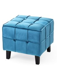 "Hocker ""Chelsea"", bpc living, blau"