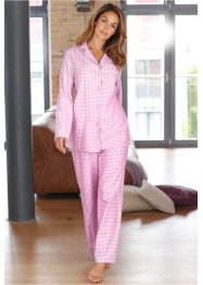 Flanellpyjama, bpc bonprix collection