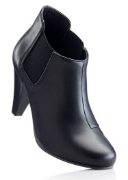 Stiefelette, bpc bonprix collection, schwarz