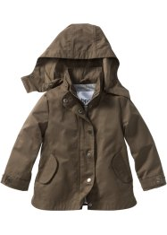 Kinderparka, bpc bonprix collection, oliv