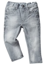Jean, John Baner JEANSWEAR, gris clair used overdyed