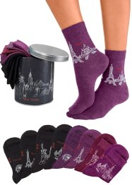Arizona Socken (8er-Pack) in der Geschenkdose, Arizona