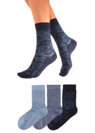 Tom Tailor Damensocken (3er-Pack), Tom Tailor