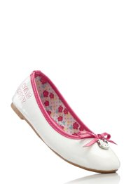 Ballerines, Hello Kitty, blanc