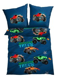 Linge de lit Monster Truck, bpc living