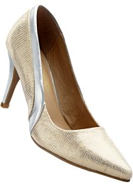 Pumps, bpc selection premium, rosegold/silber