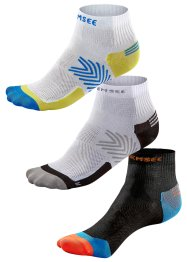 Chiemsee Funktionskurzsocken, »Running« (3er-Pack), Chiemsee