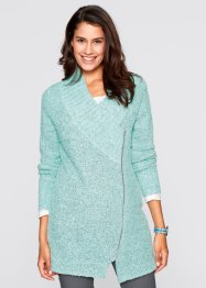 Boucle-Strickjacke, bpc bonprix collection