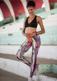 Legging fitness estampada