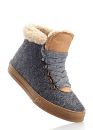Winterstiefel, bpc bonprix collection, anthrazit