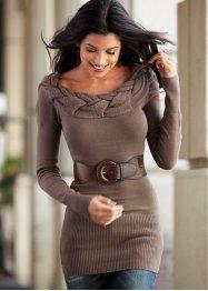 свитера-туники фото