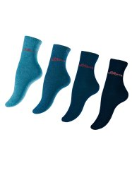 s.Oliver Socken (4er-Pack), s.Oliver RED LABEL Bodywear, jeans