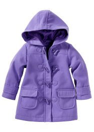 Manteau, bpc bonprix collection, mauve