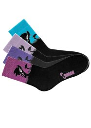 BadCat Socken (4er-Pack) (Bad Cat)