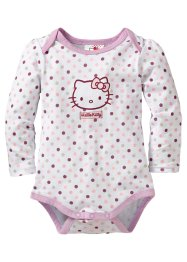 Baby Langarmbody (Hello Kitty)