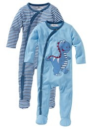 Baby Overall (2er-Pack) (bpc bonprix collection)