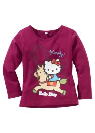 Langarmshirt (Hello Kitty)