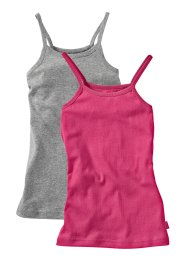 Tanktop (2er-Pack) (bpc bonprix collection)