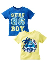 Baby T-Shirt (2er-Pack) (bpc bonprix collection)