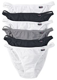 Tanga (6er-Pack) (bpc bonprix collection)