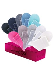 Big Box Damensocken (10er-Pack)