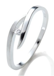 "Silber-Ring ""Janina"", S925 (bpc bonprix collection)"