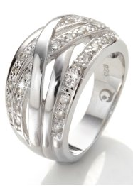 "Silber Ring ""Nicola"", S925 (bpc bonprix collection)"